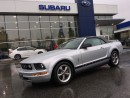 Used 2006 Ford Mustang Convertible V6 - 75,000 Kms for sale in Port Coquitlam, BC