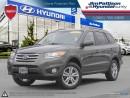 Used 2012 Hyundai Santa Fe GL 2.4 Premium AWD (A6) for sale in Surrey, BC