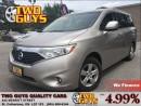 Used 2011 Nissan Quest SV POWER SLIDERS HEATED SEATS for sale in St Catharines, ON
