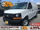 Used 2015 Chevrolet Express 2500 1WT POWER GROUP for sale in St Catharines, ON
