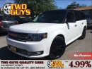 Used 2016 Ford Flex SEL AWD LEATHER NAVIGATION ALLOYS for sale in St Catharines, ON