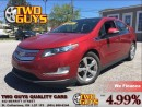 Used 2012 Chevrolet Volt Electric GO GREEN! FULL ELECTRIC MODE! for sale in St Catharines, ON