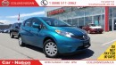 Used 2015 Nissan Versa Note SV | LOW KMS | BACK-UP CAMERA | WARRANTY | for sale in St Catharines, ON