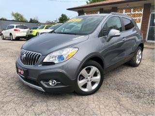 Used 2015 Buick Encore Convenience for sale in St Catharines, ON