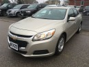 Used 2014 Chevrolet Malibu LT AUTOSTOP  ECO for sale in Belmont, ON