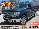 Used 2014 Ford F-150 SPORTY XTR ECOBOOST CREW 4WD for sale in St Catharines, ON
