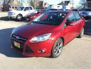 Used 2013 Ford Focus SE  SPORT for sale in Belmont, ON