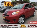 Used 2011 Scion xD PIONEER AUDIO FUN TO DRIVE for sale in St Catharines, ON