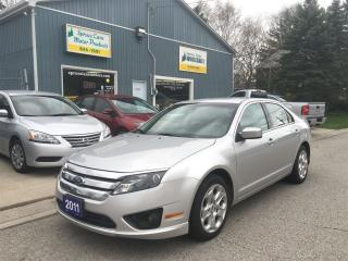 Used 2011 Ford Fusion SE  ***SOLD*** for sale in Belmont, ON