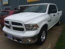 Used 2016 Dodge Ram 1500 Outdoorsman 4X4, R.CAM., P.SEAT.***SOLD*** for sale in Belmont, ON
