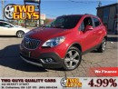 Used 2014 Buick Encore CONVENICE LOW KMS ALLOYS for sale in St Catharines, ON
