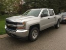 Used 2016 Chevrolet Silverado 1500 LS  CREW  CAB  4X4 for sale in Belmont, ON
