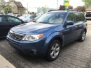 Used 2010 Subaru Forester X  SPORTECH - ROOF, NAV. for sale in Belmont, ON