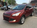 Used 2015 Ford Escape SE  2.0L., LEATHER ***SOLD*** for sale in Belmont, ON