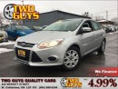 Used 2014 Ford Focus SE HEATED FRONT SEATS SUPER CLEAN!! for sale in St Catharines, ON