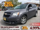 Used 2012 Chevrolet Orlando 1LT  7 PASSENGER 4 NEW TIRES for sale in St Catharines, ON