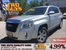 Used 2012 GMC Terrain SLE-1 AWD BACK UP CAMERA HEATED MIRRORS for sale in St Catharines, ON