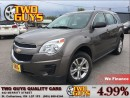 Used 2012 Chevrolet Equinox LS LOW KMS! BLUETOOTH - ALLOYS- FWD for sale in St Catharines, ON