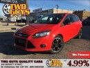 Used 2013 Ford Focus SE BIG SPOILER BLCK MAGS for sale in St Catharines, ON