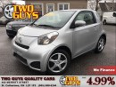 Used 2012 Scion iQ PIONEER AUDIO FUN TO DRIVE for sale in St Catharines, ON