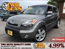 Used 2011 Kia Soul 2.0 4u SPORT STK AWESOME INTERIOR for sale in St Catharines, ON