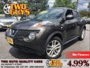 Used 2012 Nissan Juke SV AWD ALLOYS CVT GREAT LOW MILEAGE for sale in St Catharines, ON