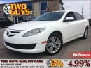 Used 2010 Mazda MAZDA6 GS SUNROOF ALLOYS for sale in St Catharines, ON