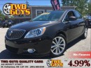 Used 2014 Buick Verano LOW KMS ALLOYS GREAT SAFETY RATINGS!! for sale in St Catharines, ON