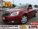 Used 2012 Buick Verano SUNROOF BLUETOOTH 4.95% OAC for sale in St Catharines, ON