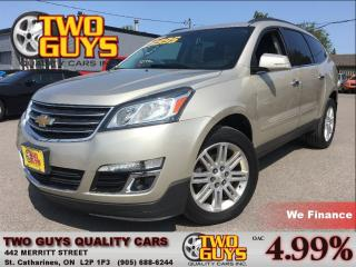 Used 2013 Chevrolet Traverse 1LT ALL STAR EDITION SKYSCRAPE ROOF for sale in St Catharines, ON