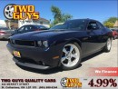 Used 2013 Dodge Challenger R/T CLASSIC LEATHER ROOF 5.7L HEMI for sale in St Catharines, ON