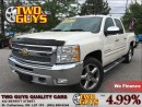Used 2012 Chevrolet Silverado 1500 LT 4x4 CREW CAB 20 INCH MAGS for sale in St Catharines, ON