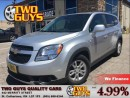 Used 2012 Chevrolet Orlando 2LT MAGS 7 PASSENGER CLEAN CAR for sale in St Catharines, ON
