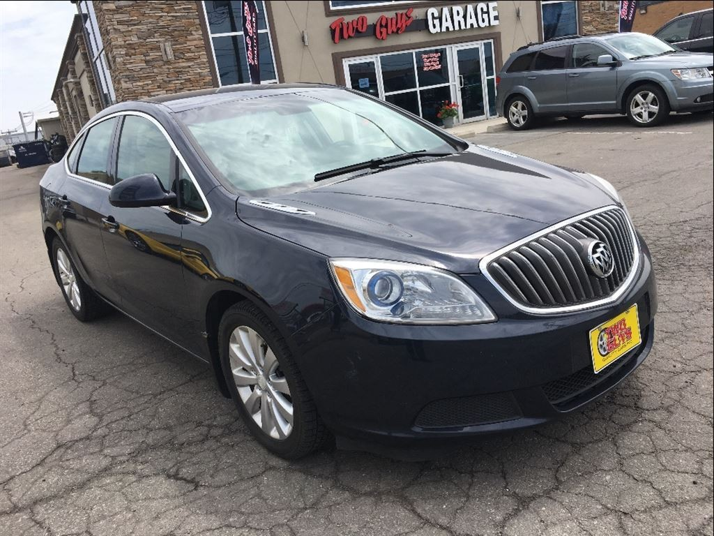 used 2015 buick verano alloys remote start buick quality for sale in st catharines ontario. Black Bedroom Furniture Sets. Home Design Ideas