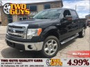 Used 2014 Ford F-150 XTR CREW 5.0L CHROME 6PASS TOW PKG for sale in St Catharines, ON