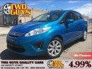 Used 2013 Ford Fiesta SE LOW KMS!! HTD SEATS ALLOYS for sale in St Catharines, ON