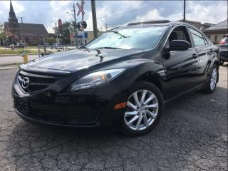Used 2013 Mazda MAZDA6 GS SUNROOF ALLOYS for sale in St Catharines, ON