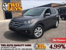 Used 2013 Honda CR-V EX MOONROOF BACK UP CAMERA for sale in St Catharines, ON