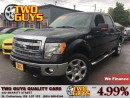 Used 2013 Ford F-150 XTR 4X4 LEATHER 5.0L 6PASS TOW PKG for sale in St Catharines, ON