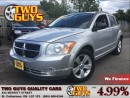Used 2011 Dodge Caliber Uptown LEATHER AUTO ALLOYS for sale in St Catharines, ON