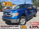 Used 2013 Ford F-150 XLT |4x4 | SUPERCAB | 3.7L | TOW PCKG for sale in St Catharines, ON