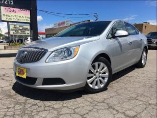 Used 2013 Buick Verano ALLOYS BLUETOOTH 2.4L KEYLESS ENTRY for sale in St Catharines, ON