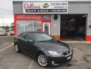 Used 2008 Lexus IS 250 AWD V6+LEATHER+ROOF for sale in London, ON