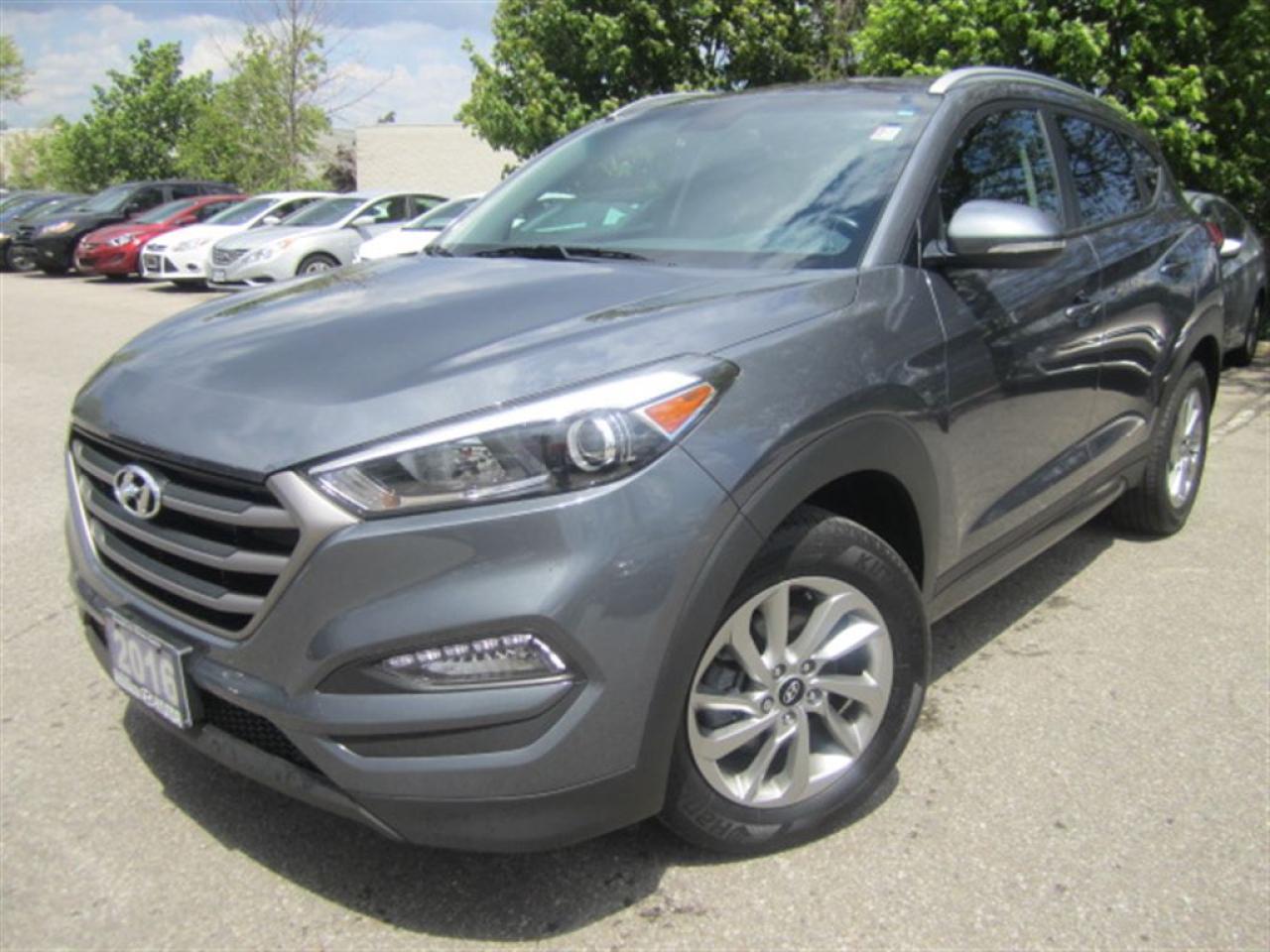 Photo of Dark Grey 2016 Hyundai Tucson