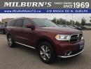 Used 2016 Dodge Durango Limited / AWD for sale in Guelph, ON