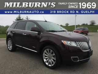 Used 2011 Lincoln MKX AWD for sale in Guelph, ON