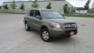 Used 2008 Honda Pilot 4WD, 8 Pass, 3 years warranty available for sale in North York, ON