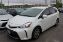 Used 2016 Toyota Prius v Leather Navigation for sale in Brampton, ON