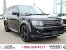 Used 2012 Land Rover Range Rover Sport Supercharged - Local Trade In | 2nd Owner | No Accidents | 510 HP | Navigation | Back Up Camera | Parking Sensors | Xenon Headlamps | Power Sunroof | Power Liftgate | Heated Windshield with Rain Sensing Wipers | Heated Front/Rear Seats | Heated Stee for sale in Edmonton, AB