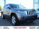 Used 2013 Jeep Grand Cherokee Overland HEMI - Local One Owner Trade In | No Accidents | Factory Remote Starter | Heated/Cooled Front Seats | Heated Rear Seats | Dual Zone Climate Control with AC | Heated Steering Wheel | Panoramic Sunroof | Power Liftgate | 20 Inch Wheels | Bluetooth  for sale in Edmonton, AB